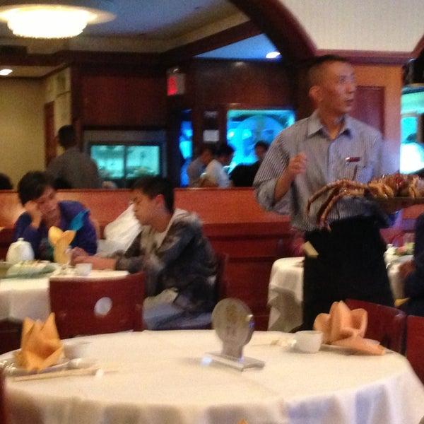 8/18/2013에 Sally S.님이 Oriental Garden 福臨門海鮮酒家에서 찍은 사진
