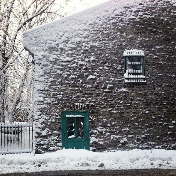 Photo prise au Citadelle de Québec par Kowaq le12/21/2012