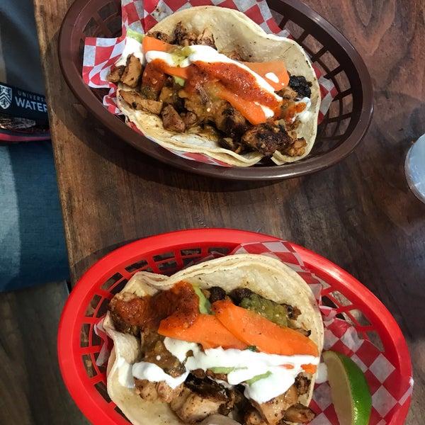 Best tacos in Toronto!