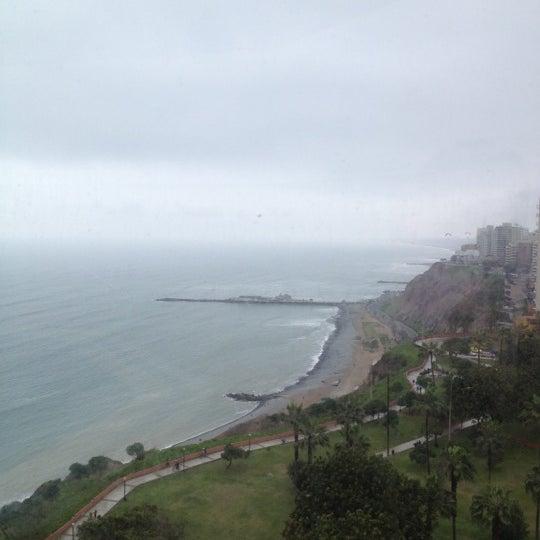Das Foto wurde bei Belmond Miraflores Park von Monica J. am 10/28/2012 aufgenommen