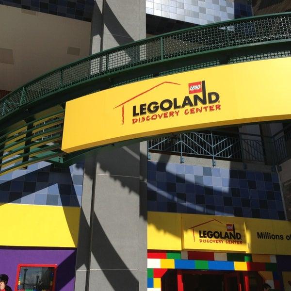 Photo prise au LEGOLAND® Discovery Center par George G. le3/29/2013