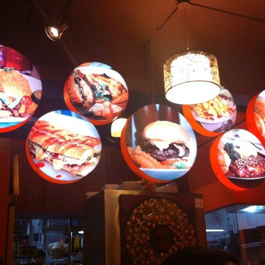 Foto tomada en Spize por Luka C. el 10/1/2012
