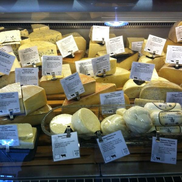 1/3/2013にAlex W.がBeecher's Handmade Cheeseで撮った写真