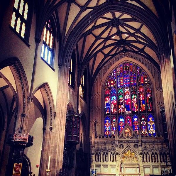 Photo prise au Trinity Church par Way-Fan C. le4/28/2013