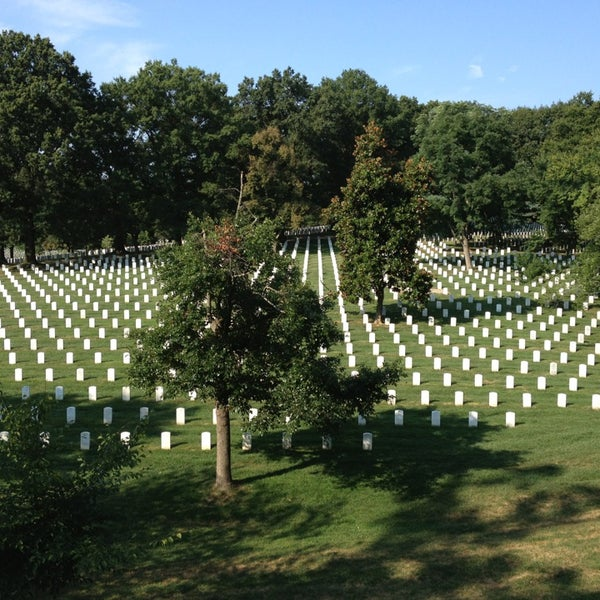 Photo prise au Arlington National Cemetery par Kathleen T. le8/20/2013