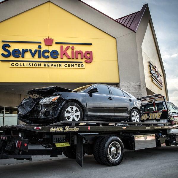 Collision Repair Center >> Service King Collision Repair Of South Grand Prairie 6