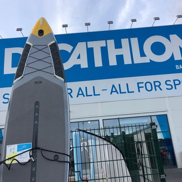 Tömning Skicklig Hal  Decathlon Barkarby - Järfälla Kommun, Storstockholm