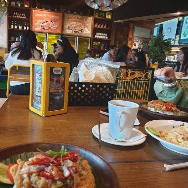 12/7/2019にWied R Pratiwi W.がThe People's Cafeで撮った写真