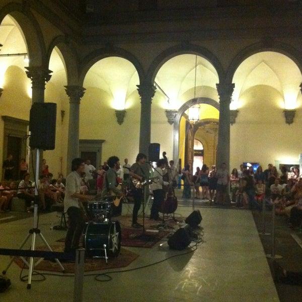 Photo prise au Palazzo Strozzi par Anna V. le7/17/2013