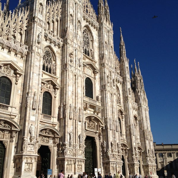 Photo prise au Dôme de Milan par Игорь Г. le5/13/2013
