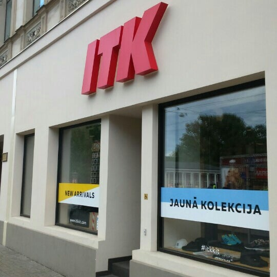 5dc2a8efe6931 ITK KIT - Clothing Store in Vecrīga