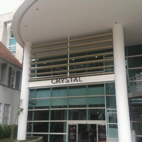 Foto tirada no(a) Shopping Crystal por Allan S. em 10/14/2012