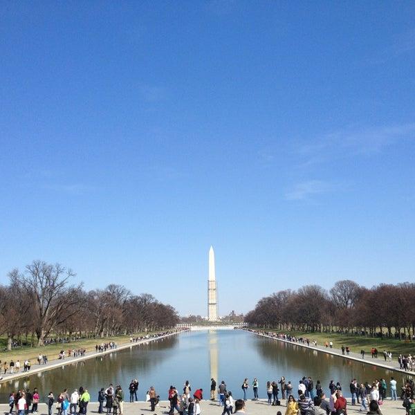 Foto scattata a National Mall da Damien B. il 4/6/2013