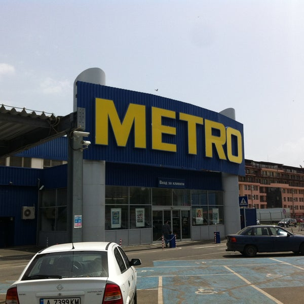 Metro Warehouse Store