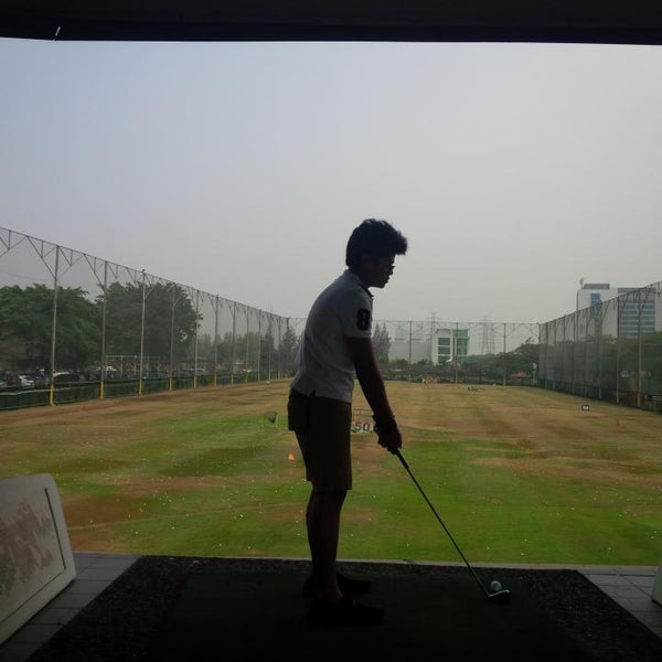Photos At Golf Bandar Kemayoran Kemayoran 4 Tips From 327 Visitors