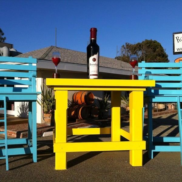 Photo prise au Rosenthal Wine Bar & Patio par Shelley M. le3/2/2013