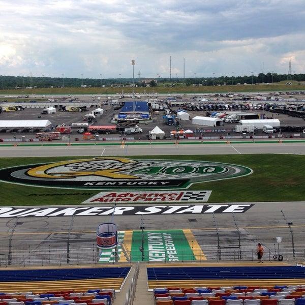 6/25/2014にGreg K.がKentucky Speedwayで撮った写真