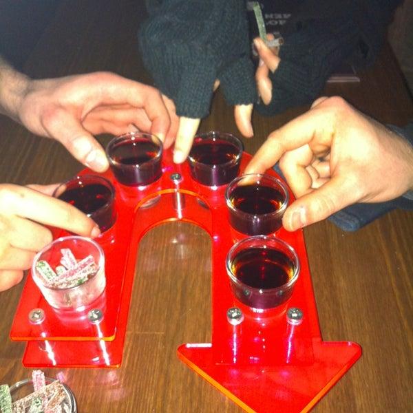 1/13/2013에 Sülo T.님이 Up Shot Bar에서 찍은 사진