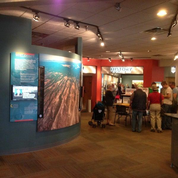 Photo taken at Bradbury Science Museum by Irene L. on 9/16/2013