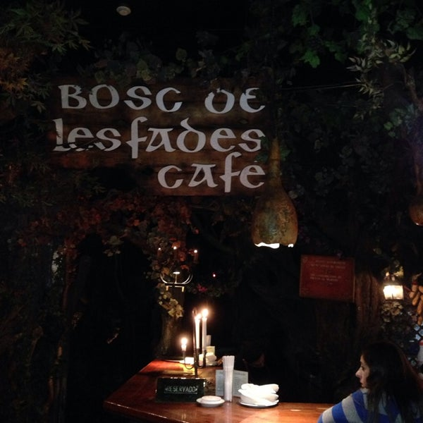 4/13/2014にRoberto S.がEl Bosc de les Fadesで撮った写真