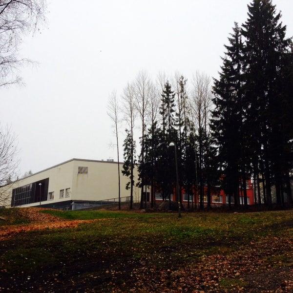 rekolanmäen koulu vantaa