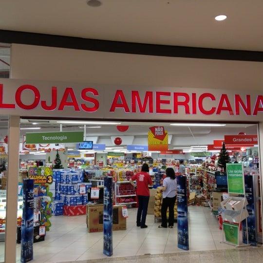 8bf4def9ee6 Lojas Americanas - Loja de Departamentos em Vila Clóris