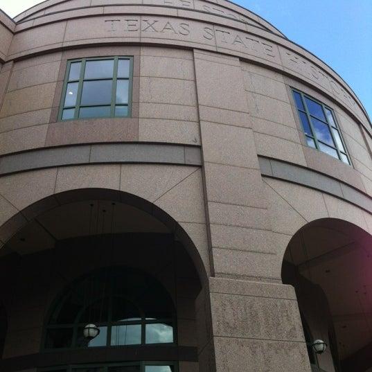 10/11/2012 tarihinde Janine V.ziyaretçi tarafından Bullock Texas State History Museum'de çekilen fotoğraf