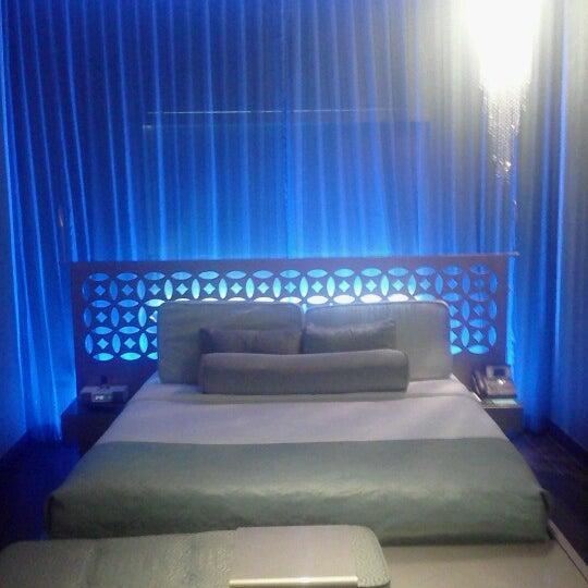 11/18/2012にSophie B.がDream South Beach Hotelで撮った写真