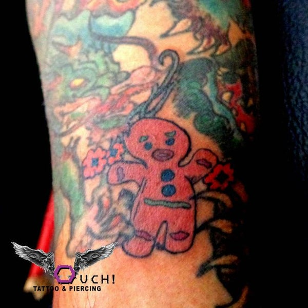 3586e49f6 Photo taken at Ouch (Tattoo and piercing) by Ouch (Tattoo and piercing)
