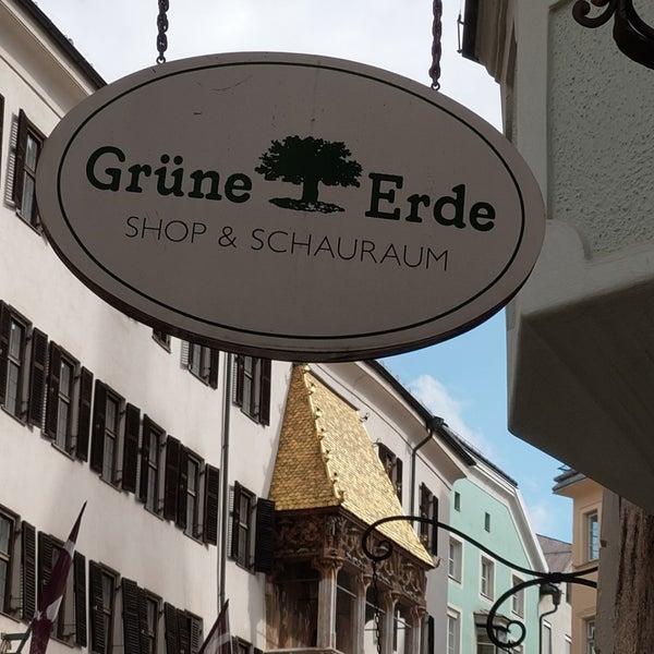 Grüne Erde Altstadt Innsbruckda Mobilya Ev Gereçleri Mağazası