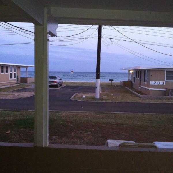 Photo Taken At Nimitz Beach Cottages By Matthew M On 5 2 2017