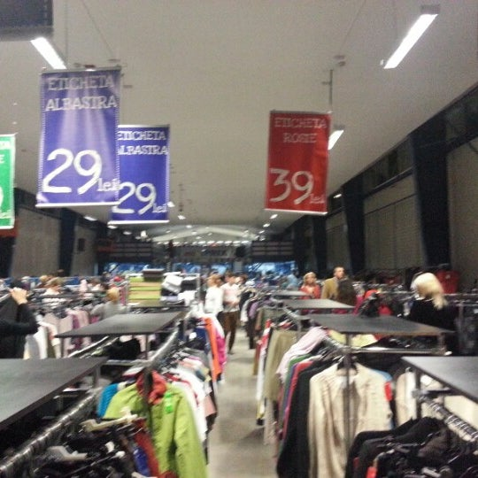 Miniprix Otopeni магазин одежды