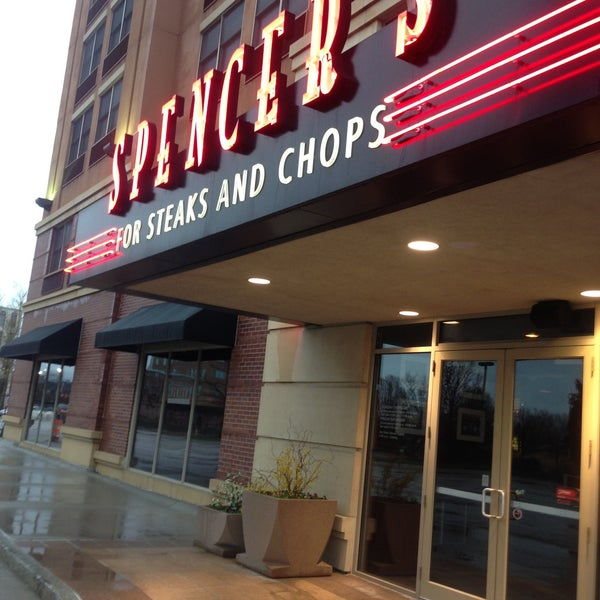 Downtown Omaha: Spencer's For Steaks And Chops