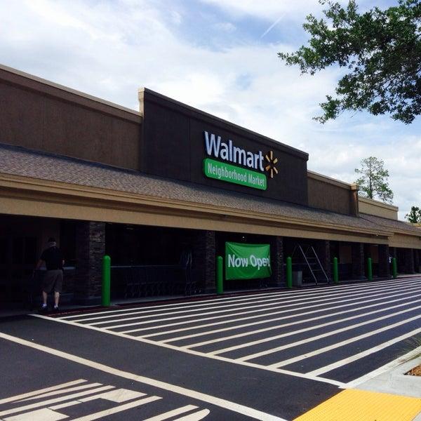 Photo Taken At Walmart Neighborhood Market By Frankie G On 6 19 2013