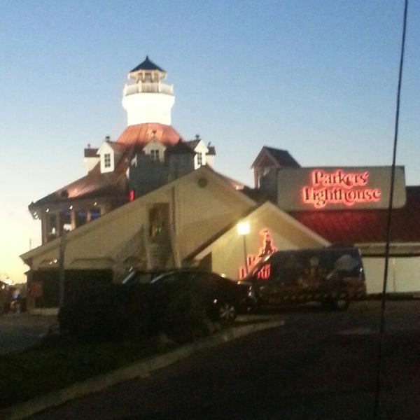 Снимок сделан в Parkers' Lighthouse пользователем Todd S. 2/14/2013