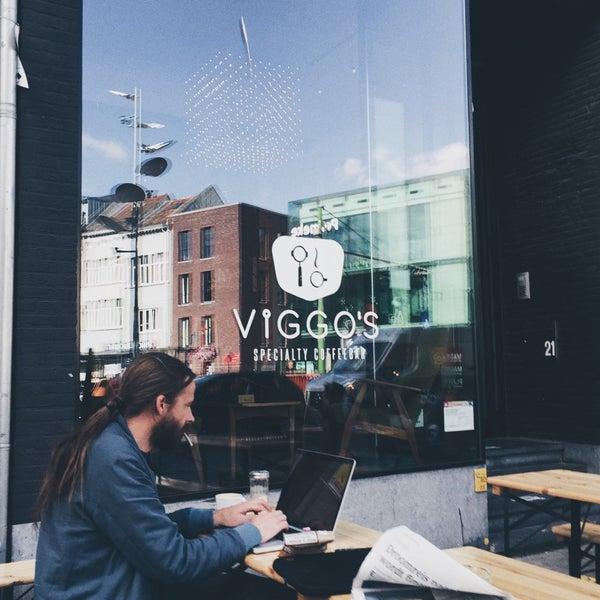 Foto tirada no(a) Viggo's Specialty Coffee por Hannah C. em 8/10/2016