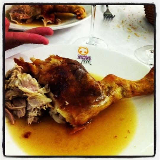 10/12/2012에 Ro L.님이 Restaurante José María에서 찍은 사진