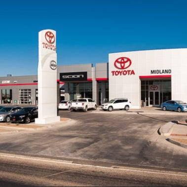 Toyota Of Midland >> Toyota Of Midland 800 N Loop 250 W