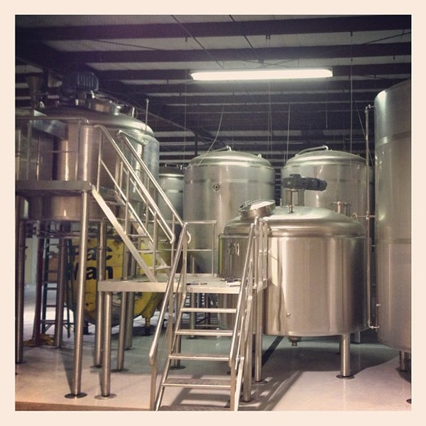 Photo taken at Martin House Brewing Company by Cody M. on 12/21/2012