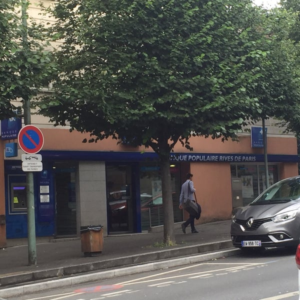 Photos At Banque Populaire Rives De Paris Bank In Arcueil