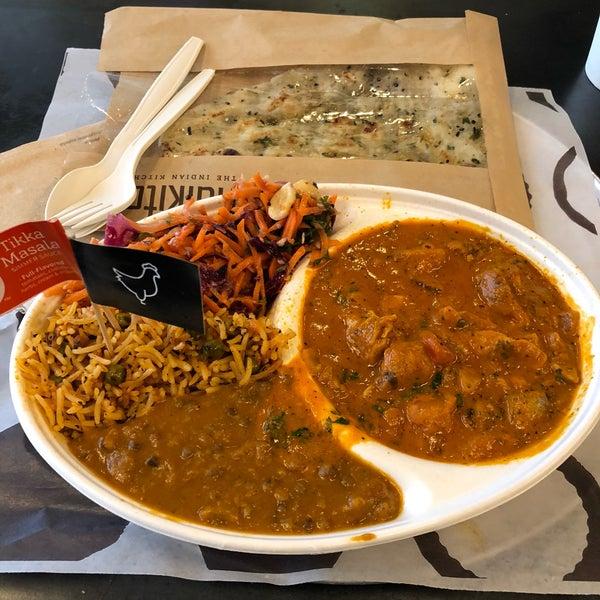 รูปภาพถ่ายที่ Deep Indian Kitchen โดย Akshay M. เมื่อ 4/29/2018