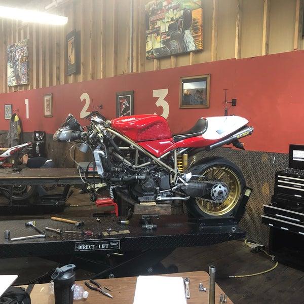 Photos at Moto Guild - Motorcycle Shop in San Francisco