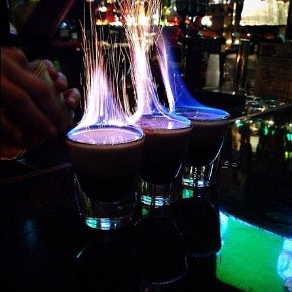 Foto tomada en Vodou Bar por Sam alyssa T. el 7/12/2014