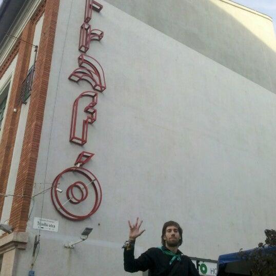 10/4/2012 tarihinde FlaSCHurotik Q.ziyaretçi tarafından Trafó - House of Contemporary Arts'de çekilen fotoğraf