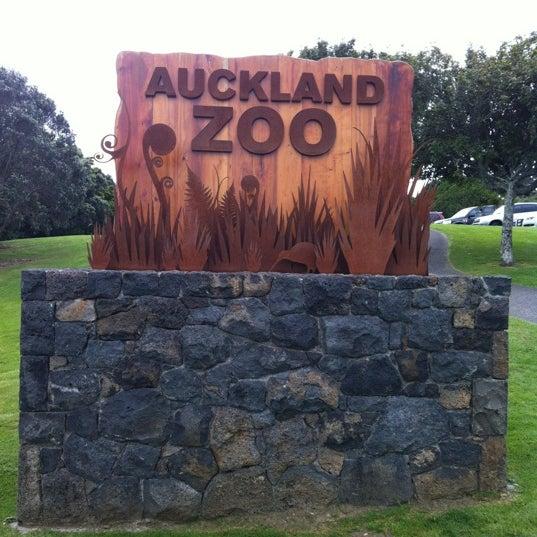11/16/2012 tarihinde Sandrinha A.ziyaretçi tarafından Auckland Zoo'de çekilen fotoğraf