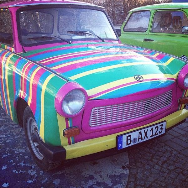 Das Foto wurde bei Trabi-Safari / Trabi-World von Mario R. am 12/30/2012 aufgenommen
