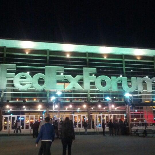 Foto diambil di FedExForum oleh Seppe pada 11/23/2012