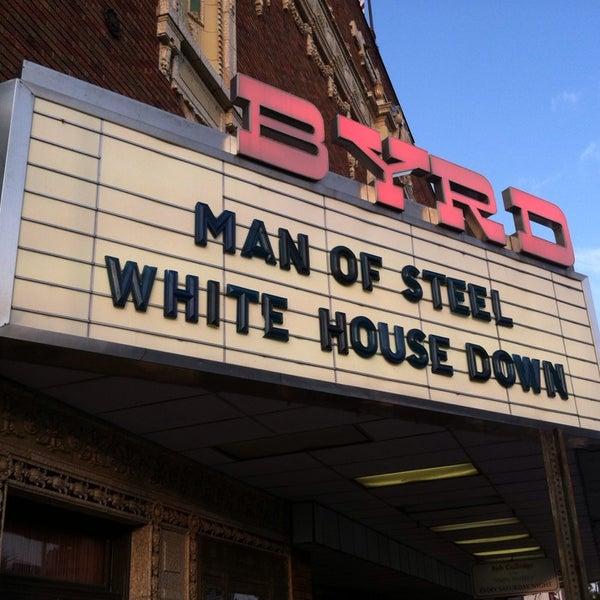 Photo prise au The Byrd Theatre par Greg B. le9/2/2013