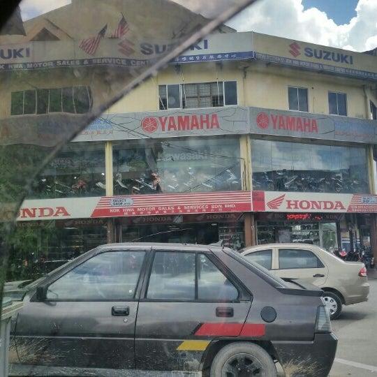 Kok Hwa Motor Services Sdn Bhd Muar Johor
