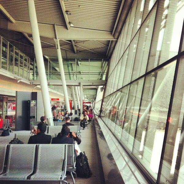 5/13/2013에 Caner G.님이 바르샤바 쇼팽 공항 (WAW)에서 찍은 사진
